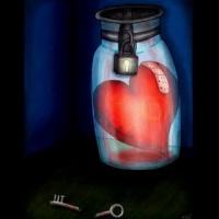 hati+dalam+botol