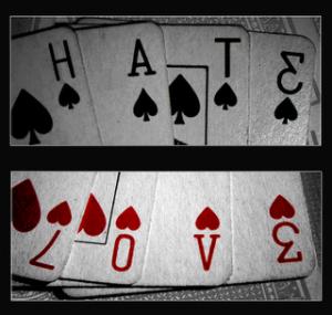 love hate (photobucket)