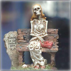 mati menunggu