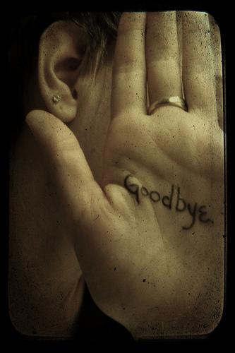 selamat tinggal