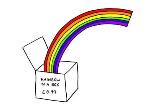 box of rainbow